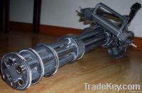 Vulcan M134 1:1 model 1/1 minigun