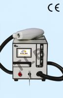 Classic Nd yag laser for tattoo removal and pigment removal