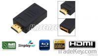MINI HDMI Male TO HDMI Female Adapter