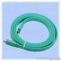 HDMI Color Flat cable 1.3V/ 1.4V