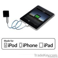 Smart USB charge Cable for iphone/iPad