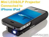 LED Mini Projector for iPhone 4 /4s