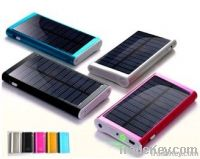 Solar Power Charger For