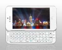 Wireless Bluetooth Sliding Keyboard for iPhone 5