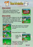 Children Games (Sheep Roping Match)