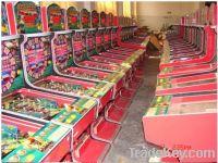 pinball arcade machine cabinet