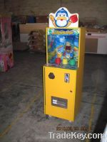 arcade magic cup redemption machine