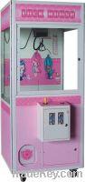 toy crane machine arcade game cabinet