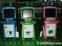 4 in 1  arcade redemption machine cabinet
