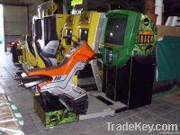 sega arcade game machine
