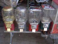 candy vending machine/toy vending machine