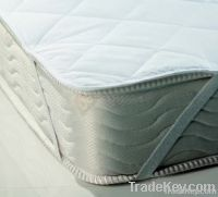 Waterproof Quilted Cotton Mattress Protectors Pads Toppers
