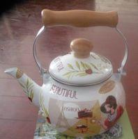 tetera enlozado enamel kettle/enamel tea pots