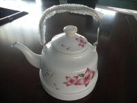 tetera enlozado enamel kettle/enamel teapot set
