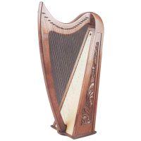 Irish folk harp