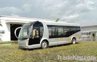 Lithium Electric City Bus