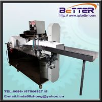 Napkin folding machine  (Fold Hand Towel machine)