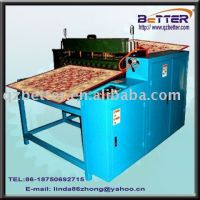 wooden gluing machine