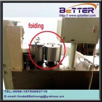 Napkin folding machine  (Fold Hand Towel machine)