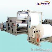 hot melt adhesive coating & laminating machine