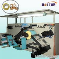 Double sides adhseive tape coating machine