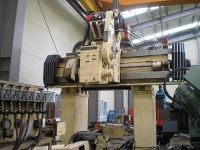 HOMMA CNC DOUBLE COLUMN CUTTING MACHINE