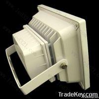 white cover LED floodlight