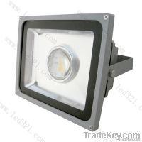 crystal lens LED floodlight