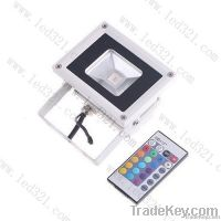 RGB LED floodlight