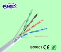 High quality FTP cat5e cable  4Pair 305m/roll