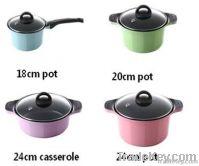 Pastel Pot set