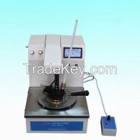 Closed-cup flash point tester for petroleum products�Pensky -Martin method) (semi-automatic model)