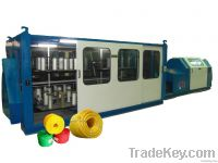 Automatic Twisted Rope Making Machine