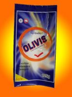125g Small Bags OLIVIS Detergent Soap  Powder