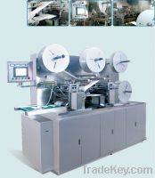 Automatic medical dressing cutting machine