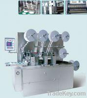 Automatic I.V. cannula plaster cutting machine