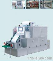 Automatic hydrogel(cataplasm) coating machine