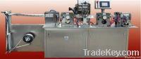automatic alchocol cotton pad packing machine