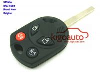 Remote key HU101 for Ford