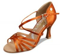 Women latin shoes