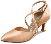 Women social Dance Shoes /closed toe shoes