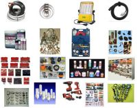 Engine Srores, Deck stores, All kinds of Spare Parts, Provisions