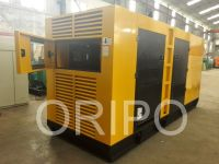275kw power generator with Cummins engine and silent canopy