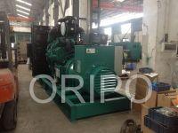 800KVA diesel generator set with Cummins engine and high quality alternator