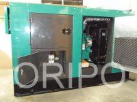 60kva/48kw silent diesel generator set with Cummins engine