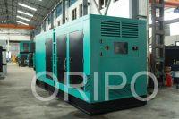 500KW powerful diesel generator set with high quality alternator
