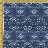 Cotton/nylon lace fabric #LA-64
