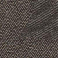Knitted jacquard ponte fabric
