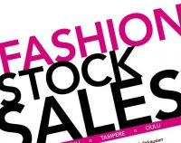 Stock clothes for young women STR