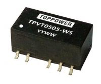 1W Dual Output DC-DC Converter | TPVT| 3KVDC IsolatIion | SMD powered converter
